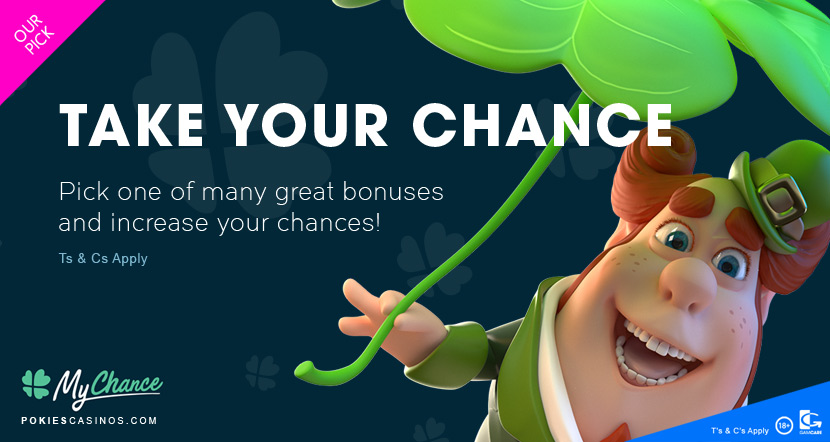 MyChance Casino increase your bonuses chances