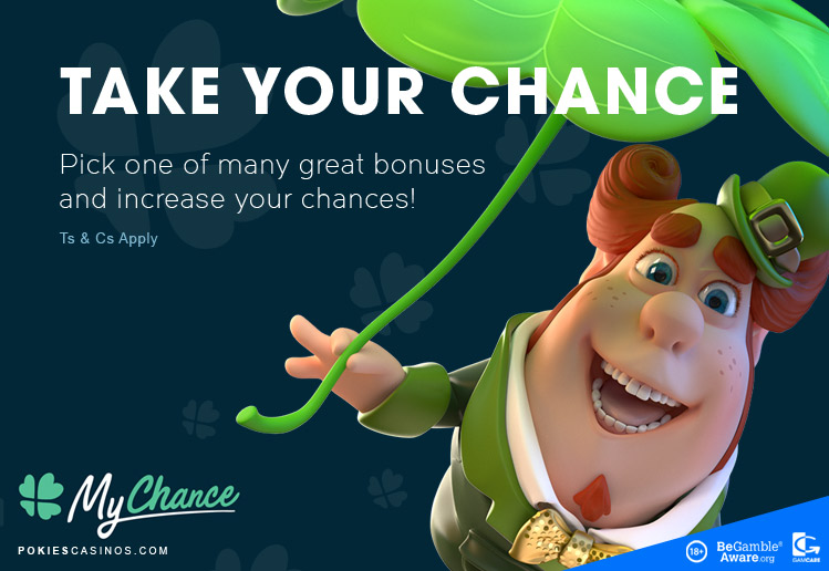 MyChance casino giving you more