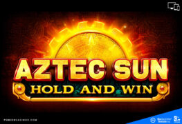 Aztec Sun Hold and Win playing pokie for real money players