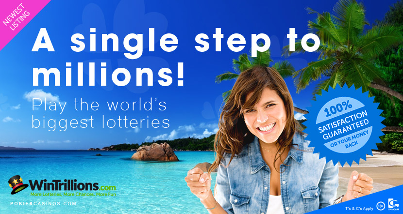 WinTrillions is the worlds best lotto site