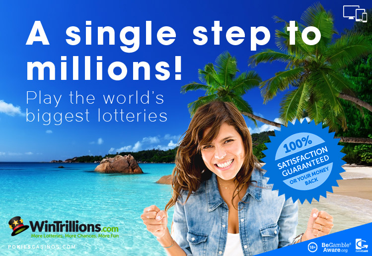 play the worlds biggest lottery - wintrillions