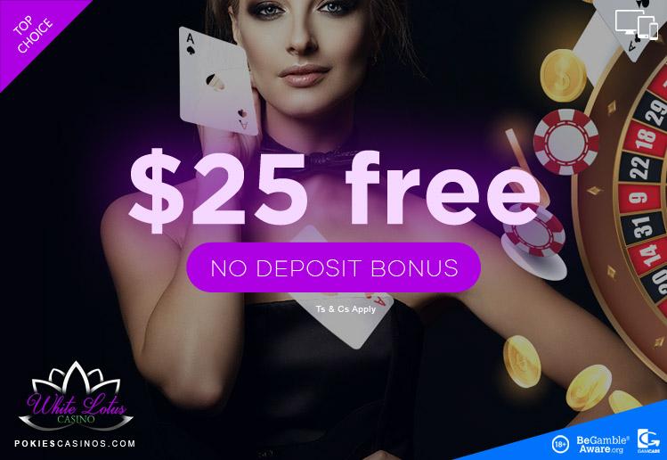 white lotus casino new signup bonus