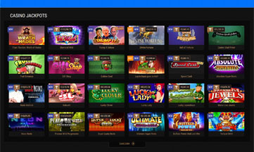 King Billy Casino featured pokie games