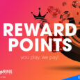 play at vegaskings casino and earn reward points