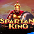 spartan King playing pokie